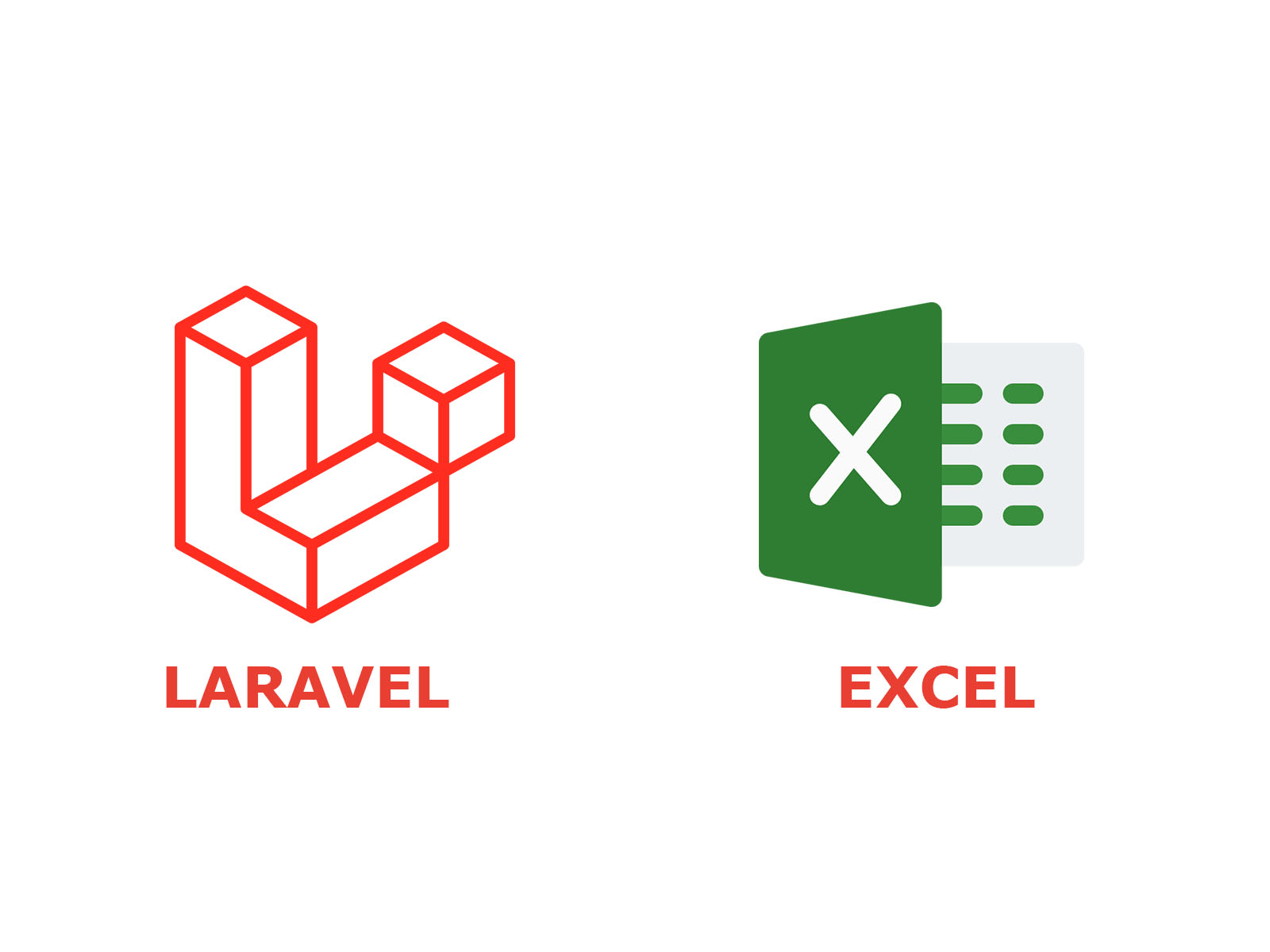 Generate excel file in laravel